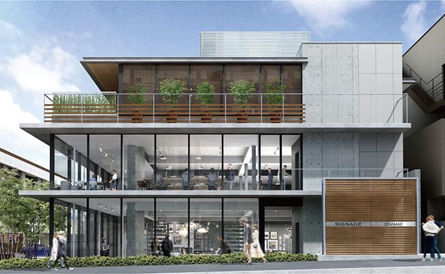【当社プロデュースの商業ビルが完成・引渡!】